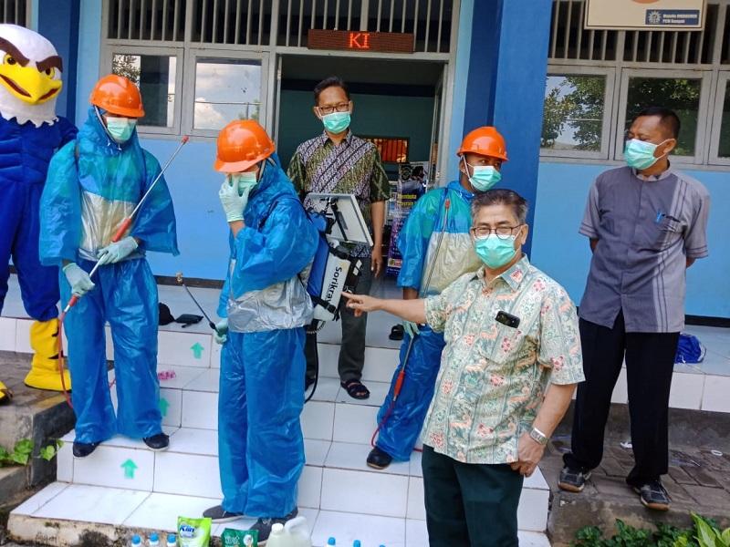 SMKM 1 Gresik menciptakan alat yang berfungsi sterilkan penyebaran virus. Alat ciptaan siswa tersebut bernama  Sorikray (Solar Electric Spray).
