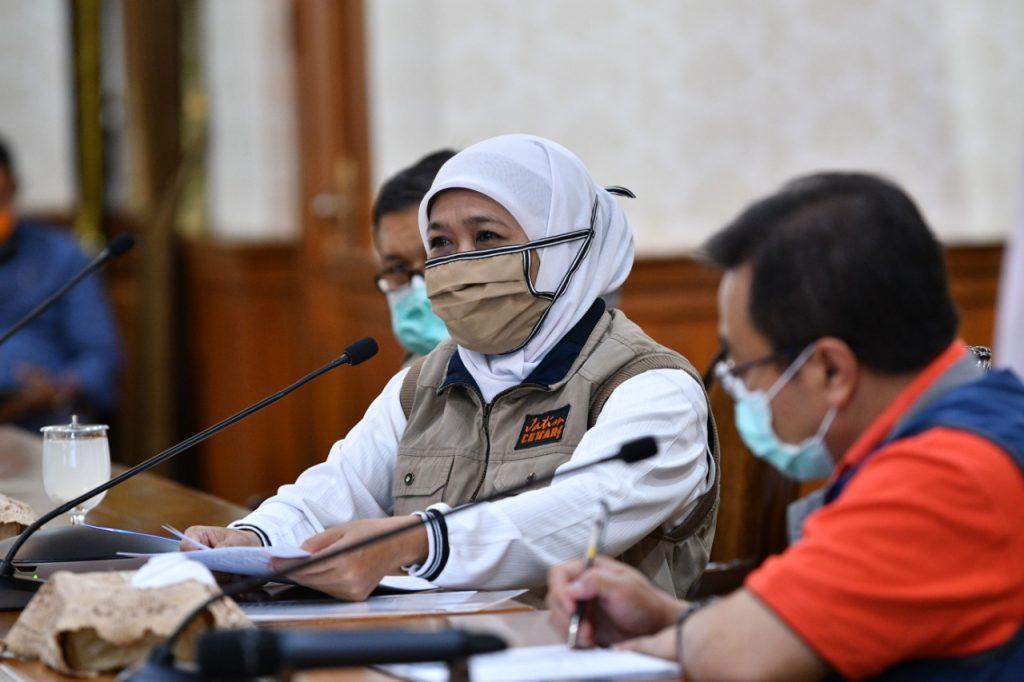 Surabaya layak PSBB Corona. Kota Surabaya sudah saatnya untuk dilakukan pembatasan sosial berskala besar (PSBB) setelah melihat perkembangan wabah Covid-19 yang menunjukkan kenaikan setiap hari.