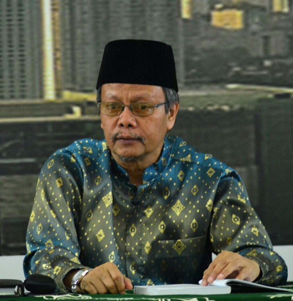 Mengenang Ustadz Yun Ulama Moderat Kanan ditulis oleh Ma'mun Murod Al-Barbasy, Direktur Pusat Studi Islam dan Pancasila (PSIP) FISIP UMJ (Universitas Muhammadiyah Jakarta).