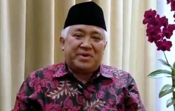 Krisis, Ini Maklumat Din Syamsuddin. Kepada PWMU.CO, Ahad (5/4/2020) Din Syamsuddin mengatakan maklumat yang berisi lima butir itu merupakan pendapat pribadi.