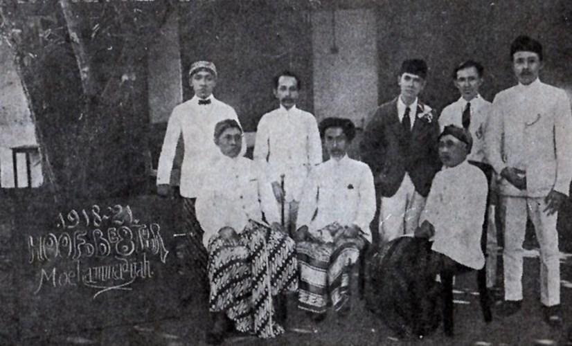 Kisah KH Ahmad Dahlan dan pengurus Hoof Bestuur Muhammadiyah.