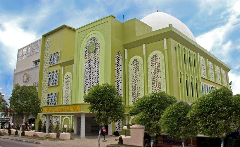 RS Muhammadiyah Aisyiyah merawat 887 pasien Covid-19. Foto RSI Siti Aisyah Madiun.