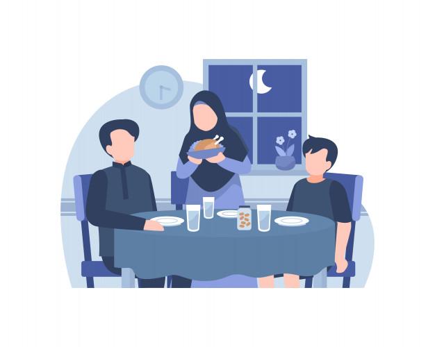 Tips Puasa Aman saat Pandemi Covid-19 ditulis oleh oleh dr Tjatur Priambodo MKes, Direktur Rumah Sakit Aisyiyah Siti Fatimah Tulangan Sidoarjo.