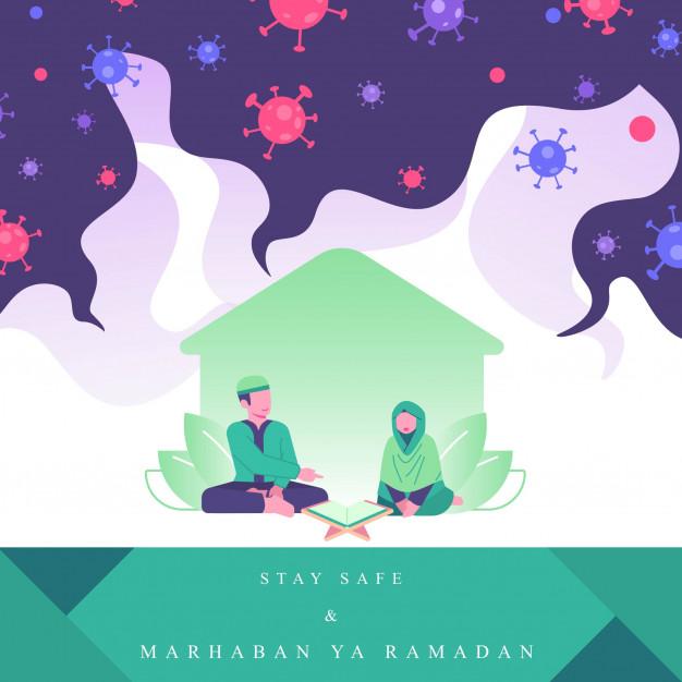 Jihad Ramadhan: Badar, Andalusia, dan Covid-19 ditulis oleh Prima Mari Kristanto, warga Muhammadiyah yang tinggal di Kota Lamongan.