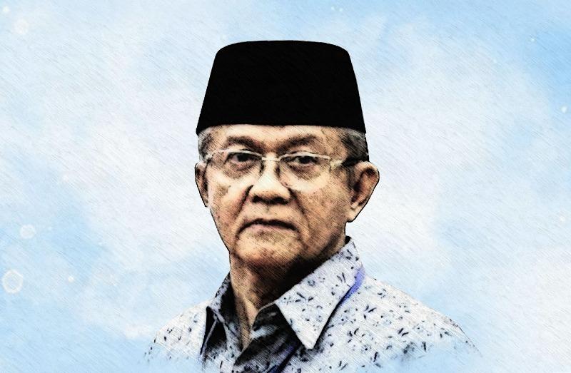 Anwar Abbas. MUI : Transportasi Umum Dibuka, Masjid Boleh Dibuka
