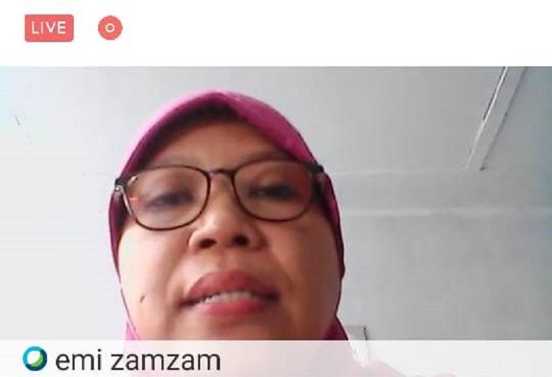 Ekosistem baru lahir pasca Covid-19 dinamakan digital. Inilah yang disampaikan Dr Rohimi Zamzam SPsi SH dalam Diskusi Pendidikan Webinar Majelis Dikdasmen Pimpinan Pusat (PP) Muhammadiyah, Sabtu (30/5/20).