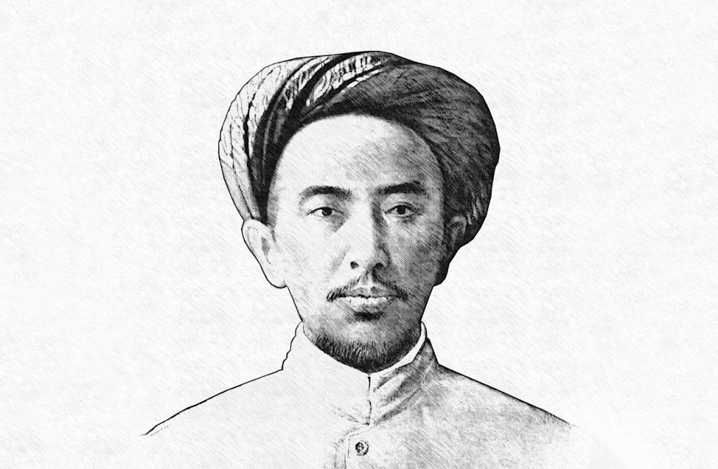 Kiai Dahlan dan Kekuatan Kata-Kata ditulis oleh M Anwar Djaelani aktivis dakwah yang besar dari keluarga Muhammadiyah di Pamekasan, Madura.