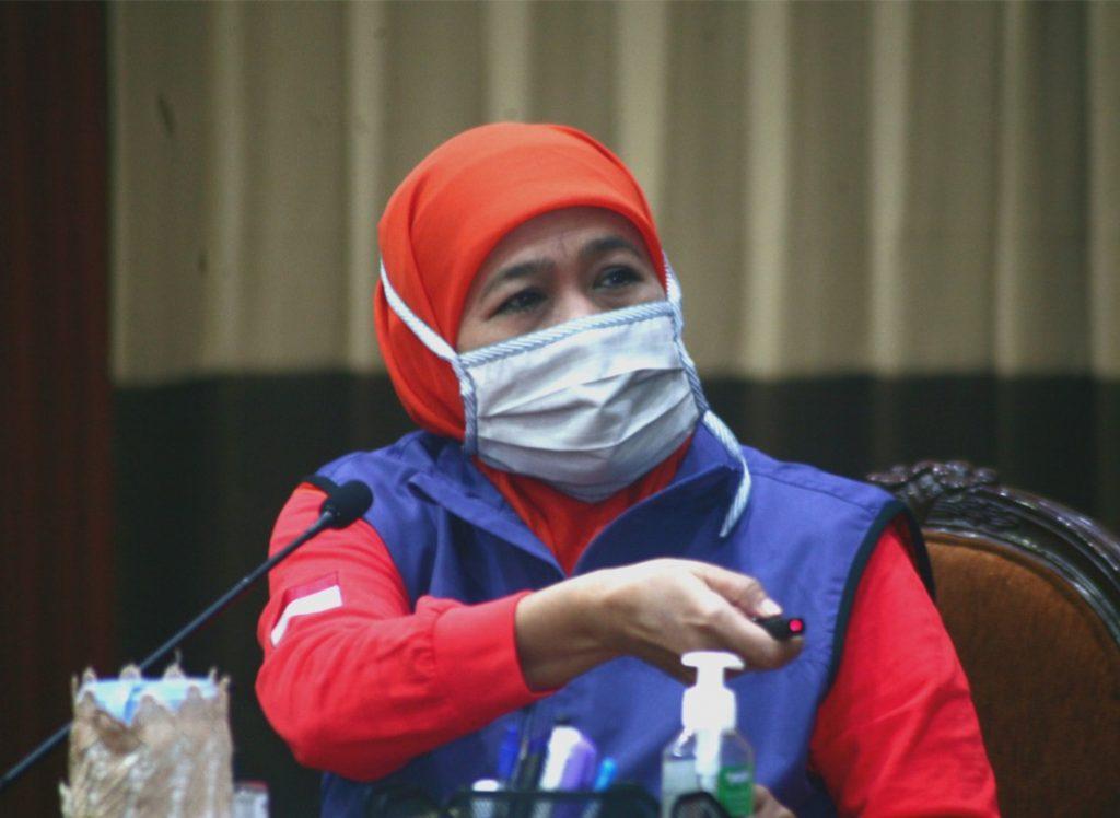 Jatim siapkan PSBB tingkat provinsi. Pembatasan sosial berskala besar (PSBB) tingkat provinsi itu akan diberlakukan setelah hampir semua daerah di Jawa Timur terpapar Covid-19.