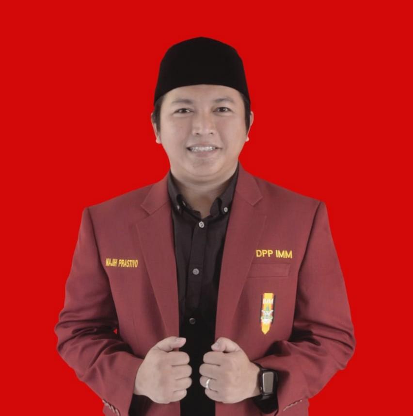 Surat Terbuka IMM Kritik Presiden dan DPR adalah surat terbuka Najih Prastiyo, Ketua Umum Dewan Pimpinan Pusat (DPP) Ikatan Mahasiswa Muhammadiyah (IMM). Berikut isi lengkapnya!
