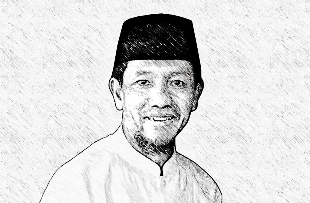 The New Wuhan ditulis oleh Dhimam Abror Djuraid, wartawan senior yang tinggal di Surabaya.