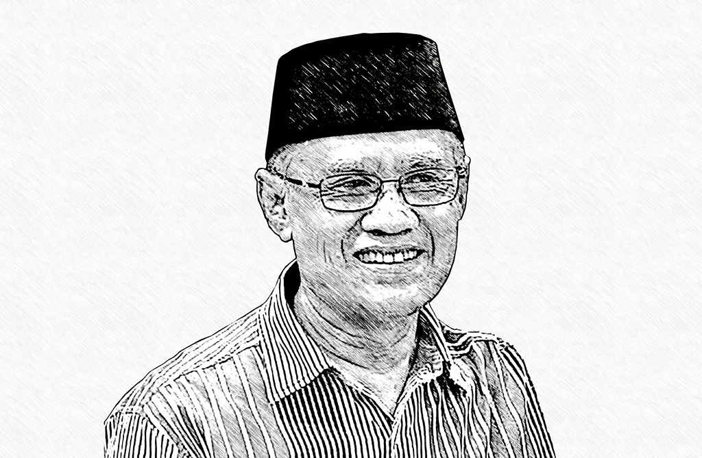 Muhammadiyah: Pemerintah Perlu Kaji Ulang New Normal disampaikan dalam Konferensi Pers Pimpinan Pusat Muhammadiyah, Kamis (28/5/2020).