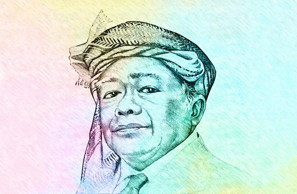Kerinduan Pak AR akan kejayaan Masyumi dan kesolidan politik warga Muhammadiyah ditulis oleh Prima Mari Kristanto.