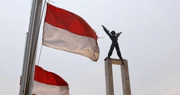 Serukan pengibaran bendera setengah tiang tanda duka di Harkitnas.