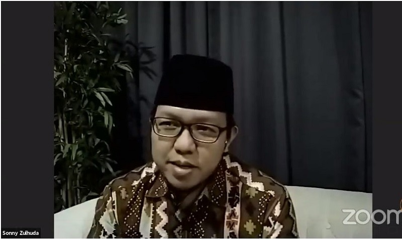 Indikator taqwa seorang hamba adalah taawun. Hal ini dijelaskan Prof Dr Sonny Zulhuda dalam Pengajian Ramadhan online, Sabtu (16/5/20).