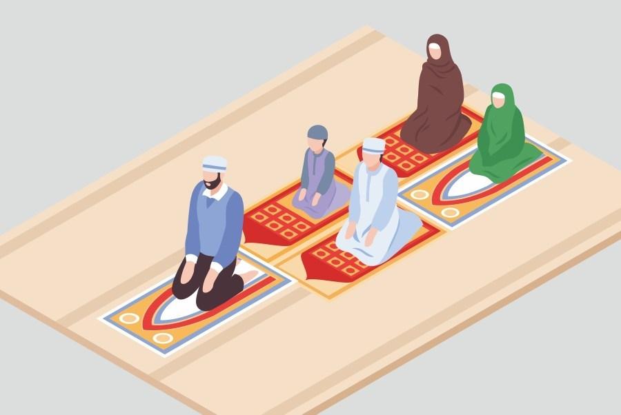 Dianjurkan shalat Id di rumah bersama keluarga. Jika ngotot di masjid, jamaah tertular Corona maka takmir bisa tertuduh pembunuhan.