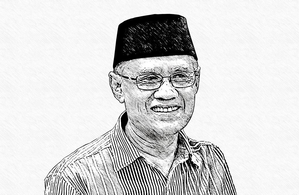 Indonesia Memanas Lagi, Bermula dari Amandemen. Refleksi oleh Prof Haedar Nashir, Ketua Umum Pimpinan Pusat Muhammadiyah.
