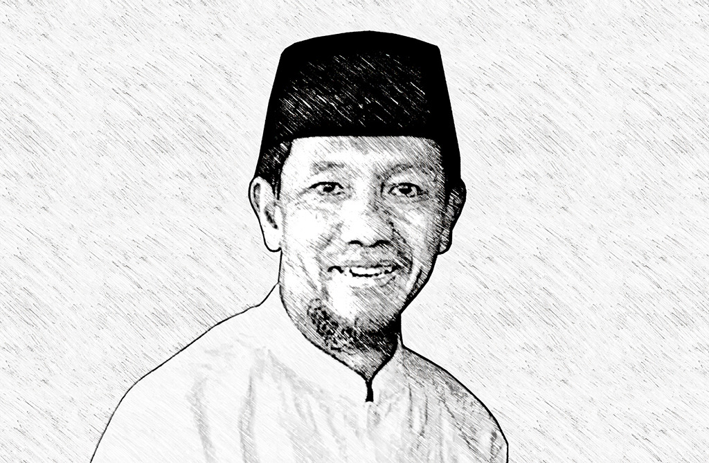 Pembatasan Sosial Bergaya Bonek, kolom ditulis oleh Dhimam Abror Djuraid, wartawan senIor tinggal di Surabaya.