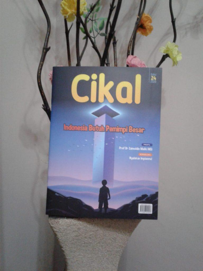 Cikal di tengah pandemi Covid-19 tetap hadir sebagai salah satu wujud literasi di sekolah berjuluk Kampus Biru, SD Muhammadiyah Manyar (SDMM) Gresik. Berikut review Cikal edisi #24 yang ditulis oleh Humas SDMM Ria Pusvita Sari.