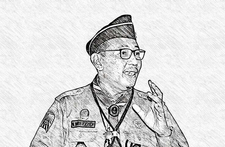Kurban Daring jika Tak Taat Protokol Kesehatan ditulis oleh Muhammad Harun R SE MPd, Sekretaris Muhammadiyah Covid-19 Command Center (MCCC) Pimpinan Daerah Muhammadiyah (PDM) Kabupaten Gresik.