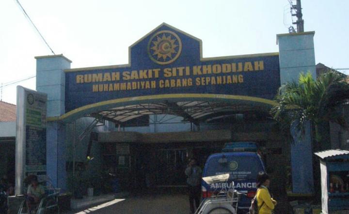 Jadi rujukan Covid-19 RS Siti Khodijah jamin keamanan pasien umum. Demikian diungkapkan Direkturnya dr Moch Hamdan SPS(K), Senin (1/6/2020).