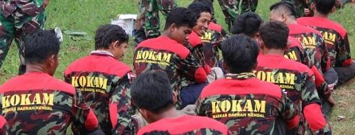 Sejarah Kokam di tengah kemelut PKI.