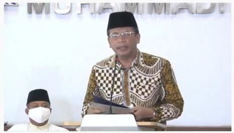 Muhammadiyah: Shalat Idul Adha di rumah saja. Demikian disampaikan oleh Sekretaris PP Muhammadiyah Dr H Agung Danarto MAg, Rabu (23/6/2020)