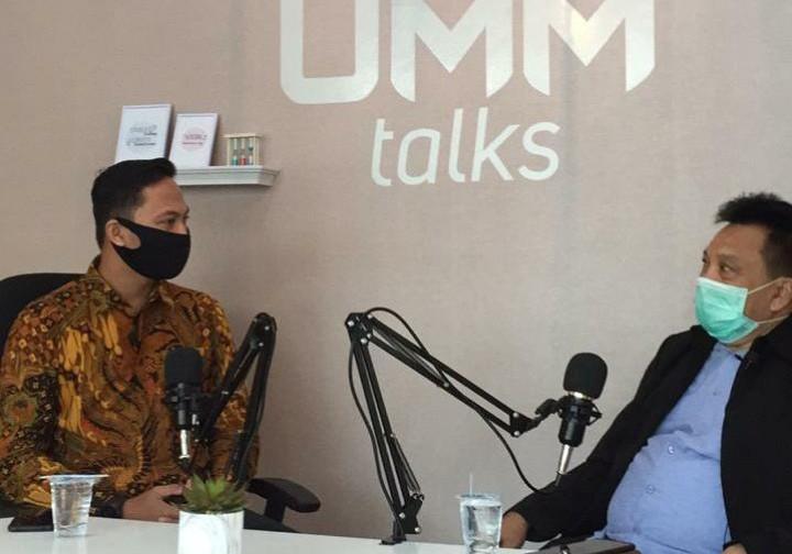 Pasien bohong akibatkan Dosen UMM terpapar Covid-19. Dia adalah Asisten Khusus Rektor Bidang Perencanaan dan Pengembangan Kemahasiswaan UMM Dr Joko Widodo MSi.