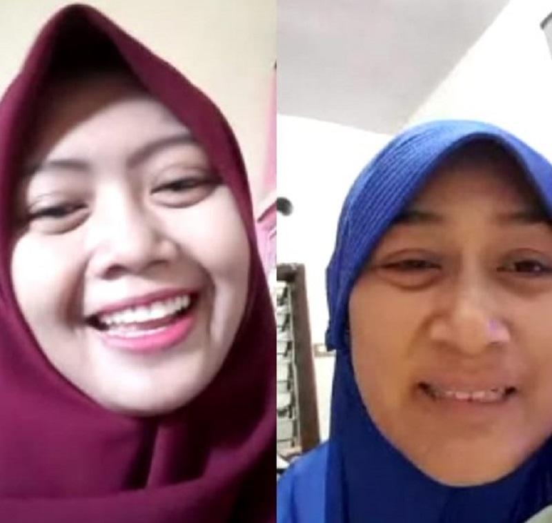 Patuh maklumat PP Muhammadiyah SD Muhammadiyah 18 Surabaya membagikan raport secara daring/online, Sabtu (20/6/20).