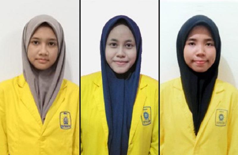 Daun kelor berhasil mengantarkan siswa Smamio mewakili Indonesia di ajang kompetisi online Internasional, 12-16 September 2020.