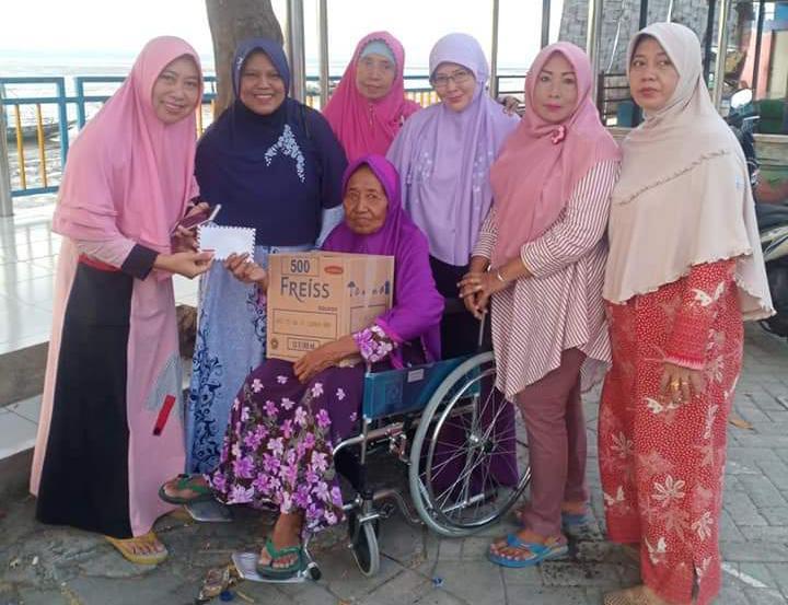 Jejak Siti Naisyah di Ranting Sukolilo ditulis oleh Tri Eko Sulistiowati. Berikut kisahnya.