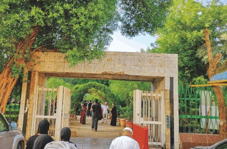 Taman Tsaqifah Bani Saadah tempat pertama menentukan khilafah Islam..