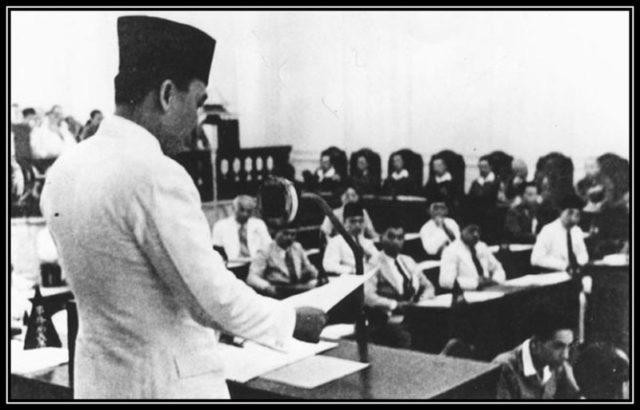 Pancasila 1 Juni disampaikan Bung Karno di sidang BPUPKI.