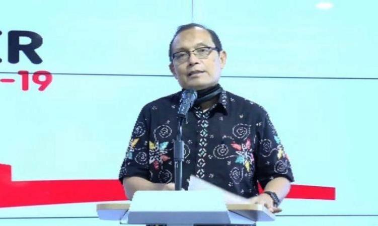 Ketua MCCC Agus Samsudin.