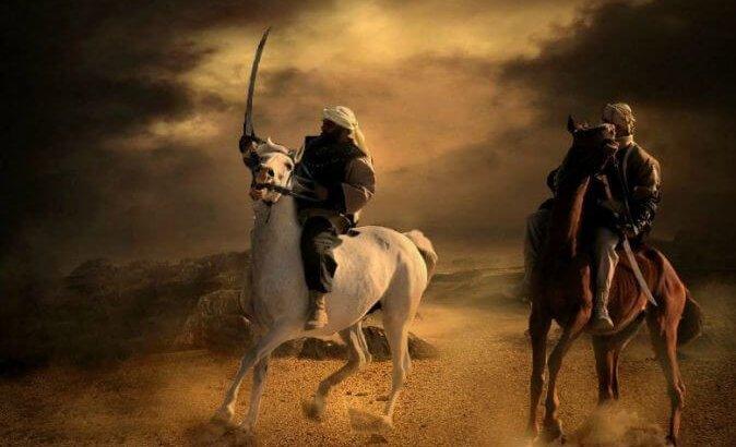 Ilustrasi dampak Hudaibiyah memunculkan gerombolan Abu Bashir.
