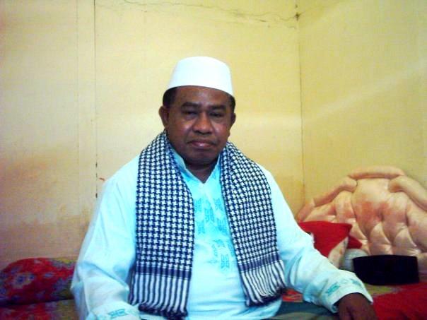 Tugas Pak Hamzah dikenang mahasiswa Hamzah Tualeka yang ikut mata kuliahnya. (dok pribadi)