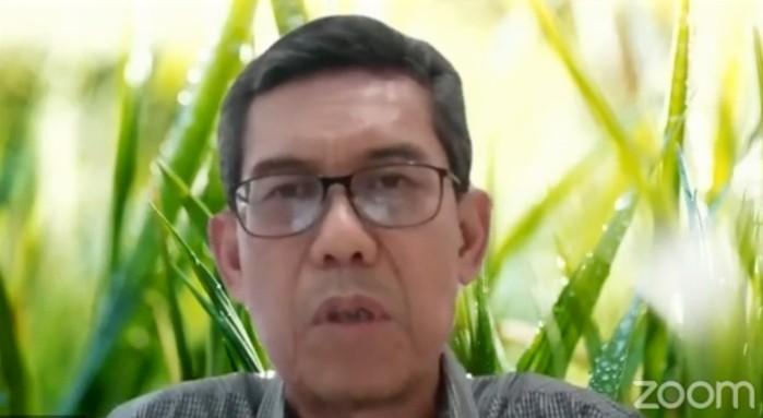 Harga BBM tidak turun untuk bayar utang disampaikan oleh Ketua Komite Penggerak Koalisi Masyarakat Penegak Keadilan (KMPK) Dr Marwan Batubara.