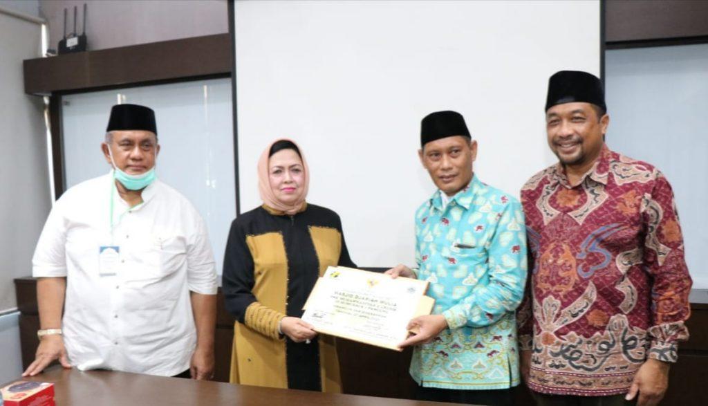 Haedar Nashir: Pak Arifin Sudah Siap Bekal Akhirat. Itulah kesan Ketua Umum Pimpinan Pusat Muhammadiyah atas meninggalnya Achmad Jauhar Arifin, Ahad 26/7/2020.