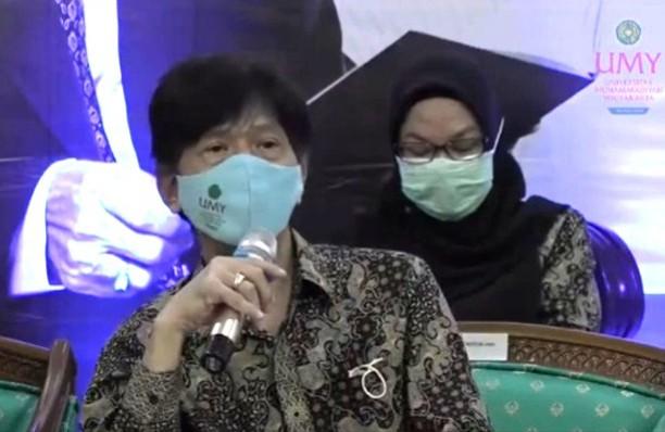 Ini penerima Beasiswa Dokter Muhammadiyah UMY. Sebanyak lima pelajar terpilih mendapatkan beasiswa  Pendidikan Dokter dan Pendidikan Dokter Gigi.