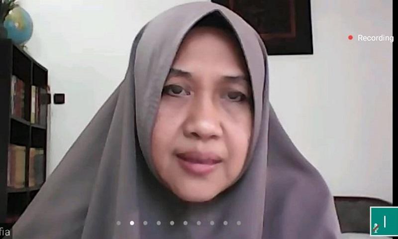 Punya anak, orangtua jangan sampai mandul proses pengasuhan disampaikan Evie Silfia Zubaedi dalam Kajian Ilmu Islam (Kiis), Sabtu (25/7/20).