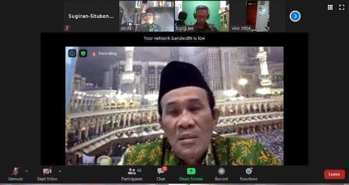 Keunikan dakwah di LP perlu diabadikan. Hal itu disampaikan oleh Wakil Ketua Pimpinan Wilayah Muhammadiyah (PWM) Jatim Nadjib Hamid