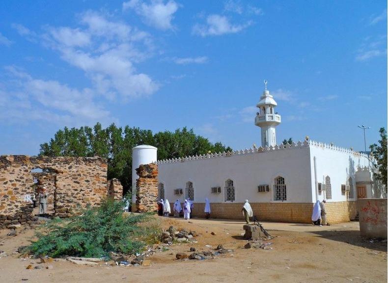 Lokasi Perjanjian Hudaibiyah sekarang ditandai dengan masjid untuk tempat miqat umrah dan haji.