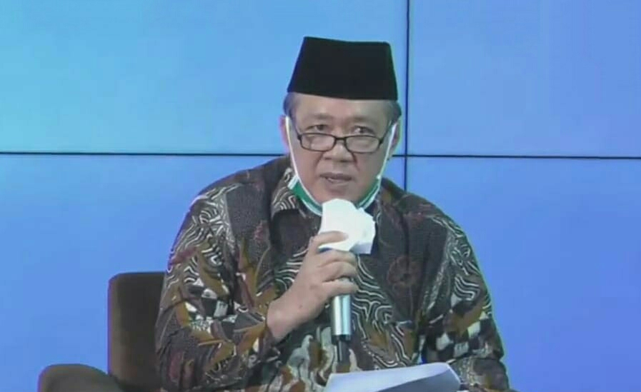 Shalad Idul Adha di rumah! Jangan jadi kluster Covid-19. Hal itu disampaikan oleh Ketua Majelis Tarjih dan Tajdid PP Muhammadiyah Prof Dr H Syamsul Anwar MA.