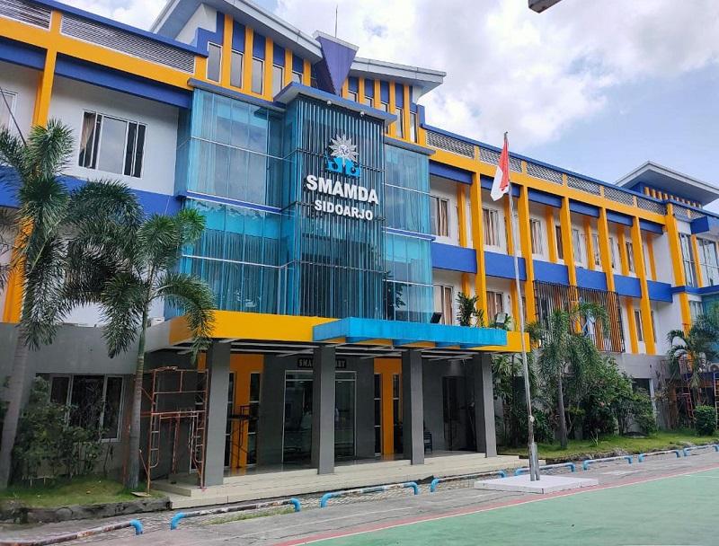Kuota 4,8 tera byte untuk kegiatan Fortasi Smamda Sidoarjo disampaikan Ketua Tim Fortasi Yudi Prianto Mkom, Sabtu (11/7/20).