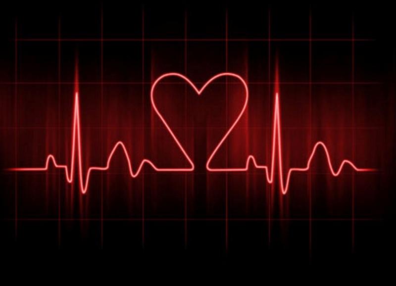 Ilustrasi detak jantung. Diskusi kematian dengan anak-anak