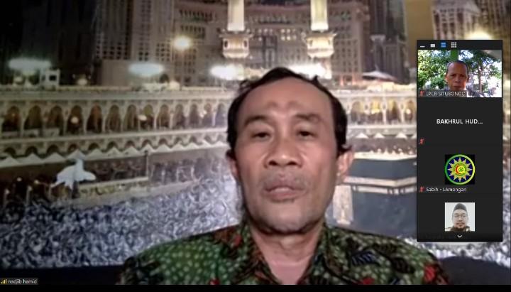 Agar Dakwah Berjejak Abadi. Wakil Ketua Pimpinan Wilayah Muhammadiyah (PWM) Jatim Nadjib Hamid punya kiatnya.