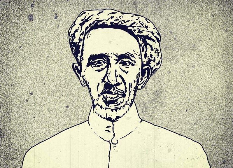 M. Darwis berganti nama Ahmad Dahlan.