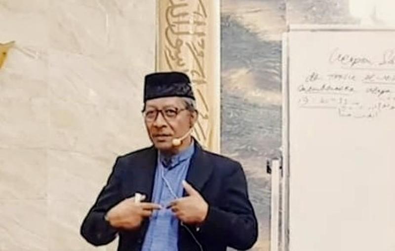 Guru al Quran Husnul Hadi.