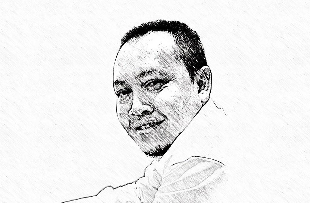 Prima Mari Kristanto penulis Jejak Khilafah.