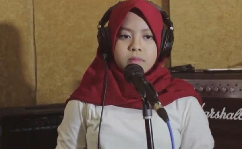Ini juara Lomba Lagu Kemerdekaan Mugeb School yang diumumkan secara online setelah upacara bendera memperingari HUT RI ke-75 secara virtual, Senin (17/8/20).