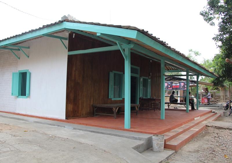 Rumah Djiauw Kie Song menyimpan kisah Rengasdengklok. (kemdikbud)